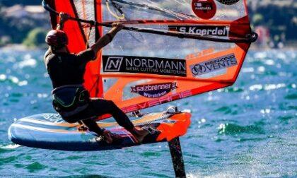 Campione del Garda,al via gli iQFOiL Junior & Youth World Championship