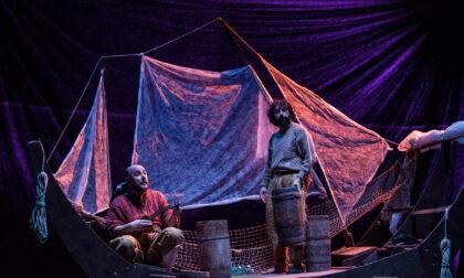 """""""Capitani Coraggiosi"""": spettacolo per i più piccoli al Teatro Comunale"""