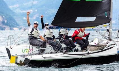 Carlo Fracassoli su Escopazzo vince il Campionato Italiano Ufo22