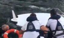 Temporale sul Garda, la Guardia Costiera salva quattro persone