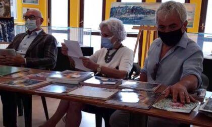 """""""Limone sul Garda e lago"""", inaugurata la retrospettiva di Gjergj Kola"""