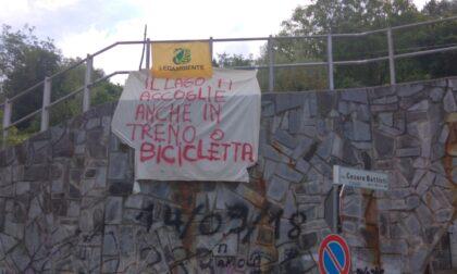 Caos parcheggi a Sulzano, interviene Legambiente