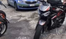 Coste di Sant'Eusebio: maxi controlli della Polizia stradale ai motociclisti