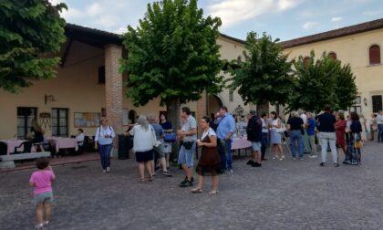 Alpini di Montichiari in aiuto all'abbazia di Maguzzano