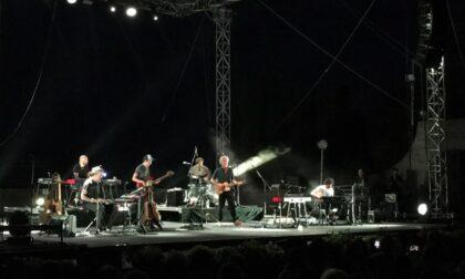 Niccolò Fabi, con la sua musica ha narrato la vita al Vittoriale degli Italiani