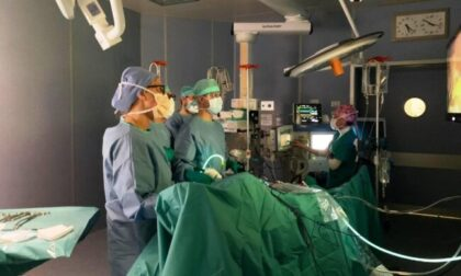 Cancro gastrico, paziente bresciano sottoposto a intervento innovativo (in diretta web)