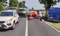 Maxi tamponamento a Castelletto, nessun ferito grave