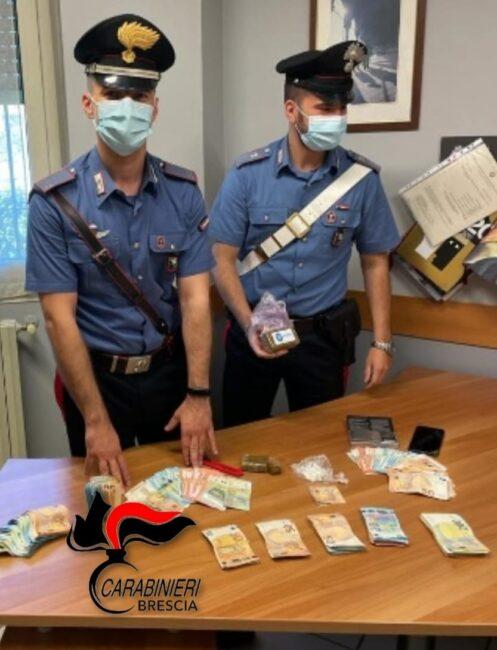 Arresto per spaccio Pontevico