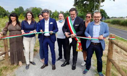 """Un ambiente di qualità: inaugurato a Flero il """"Bosco delle Api"""""""