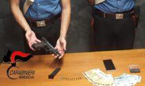 Commerciante con armi e cocaina arrestato dai Carabinieri