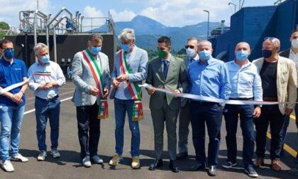 Inaugurato a Paratico il depuratore intercomunale: un ponte tra Brescia e Bergamo nel segno dell'ambiente