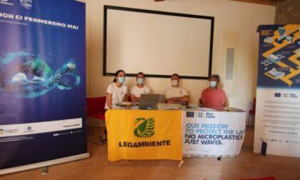 Goletta Verde: due dei punti monitorati sul lago di Garda risultano fuori i limiti di legge