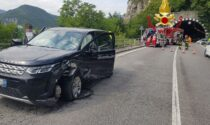 Incidente sulla Sp 510, traffico bloccato