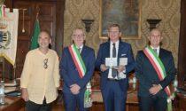 Luigi Albore Mascia è Cittadino Onorario di Gardone Riviera