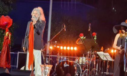 Grande successo per il concerto benefico di Miki Porru acclamato da Red Canzian