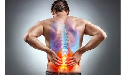 Dolori alla schiena in estate? L'ozonoterapia mirata agisce sulla causa e toglie il dolore