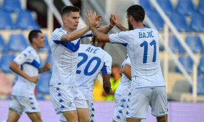 Brescia eliminato dalla Coppa Italia: ai rigori la spunta il Crotone