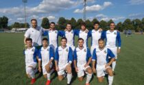 Presentata allo stadio comunale la prima squadra del Real Leno