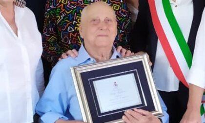 Luigi Fogliata si è spento alla soglia dei 102 anni