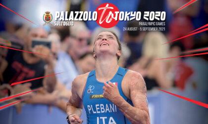 Paralimpiadi, tutta Palazzolo è con la triatleta Veronica Yoko Plebani