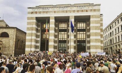 """""""No green pass"""": proseguono le manifestazioni nel bresciano"""