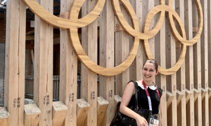 Un'erbuschese guida una troupe Rai alle Olimpiadi di Tokyo