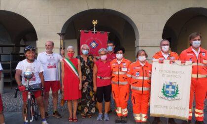 Bergamo e Brescia unite nella marcia per il 50esimo dei Donatori di organi