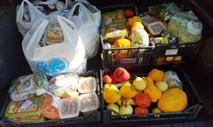 La solidarietà non si ferma neanche a Ferragosto: cibo per 20 famiglie di Paratico