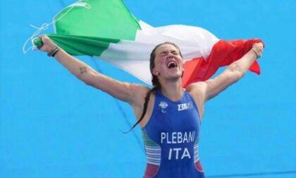 Immensa Veronica Yoko Plebani: per la palazzolese è bronzo alle Paralimpiadi di Tokyo