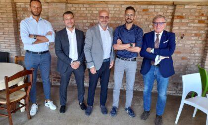 Matteo Ferrari annuncia la candidatura a sindaco di Azzano Mella