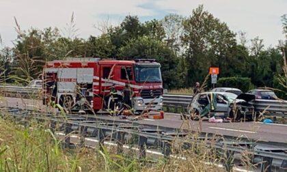 Mortale in A4 tra Desenzano e Brescia Est: traffico in tilt in una domenica già da bollino nero