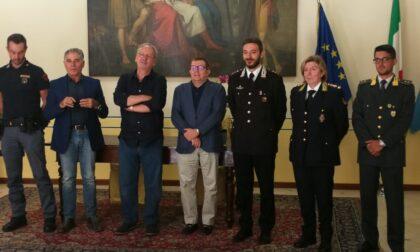 Riunione speciale con il prefetto in occasione del memorial Simone Riva