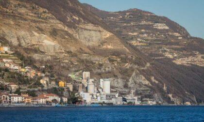 Frana sopra Tavernola, situazione stabile: a monitorare sarà Arpa Lombardia