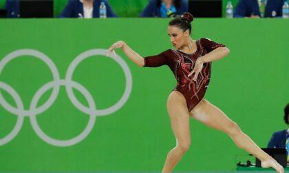 Fantastica Vanessa Ferrari da Orzinuovi: è medaglia d'argento al corpo libero