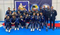 Il rovatese Genocchio nel team della Nazionale seconda in Europa