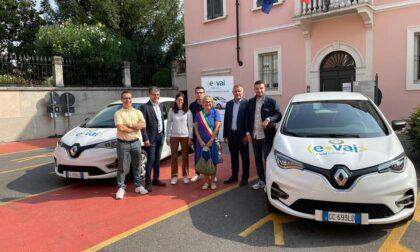 Car sharing: presentato alla cittadinanza il servizio E-Vai