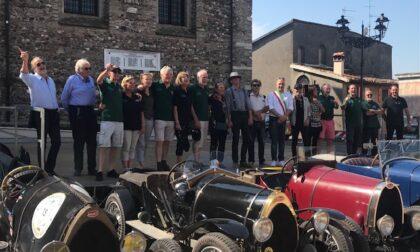 Festa Bugatti a 100 anni dall'impresa