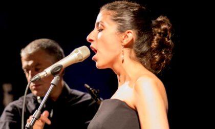 Caterina e Gabriele Comeglio in scena a Gardone Riviera