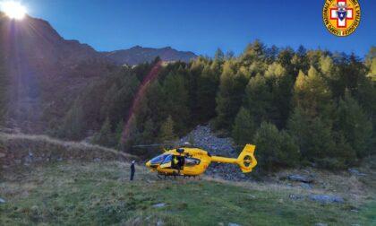 Incidente ad alta quota durante l'Adamello Ultra Trail, soccorso un 55enne