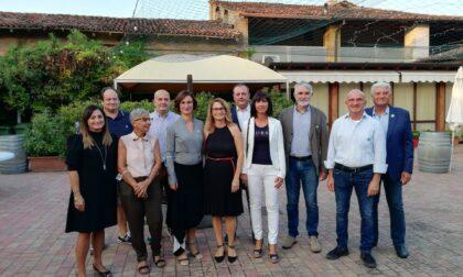 Giovanna Mainetti presenta squadra e programma
