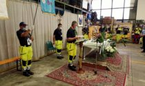 La Protezione Civile di Palazzolo sull'Oglio celebra il 20esimo di fondazione