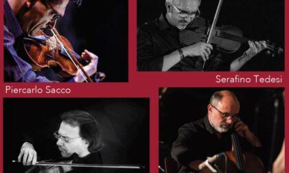 Quartetto Honegger protagonista all'anfiteatro del Castello di Desenzano