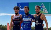 Duathlon Sprint Trofeo Parco delle Cave, incetta di premi per i salodiani