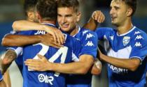 Il Brescia si piega, ma non si spezza: con il Frosinone finisce 2 a 2