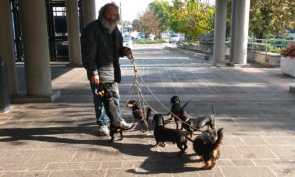 Montichiari dice addio a «Giancarlo dei cani»