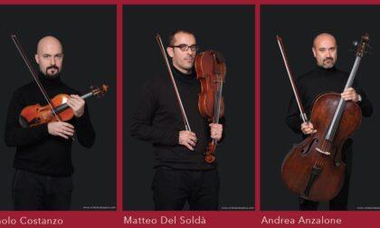 Il Trio di Milano protagonista per il Festival Suoni e Sapori del Garda