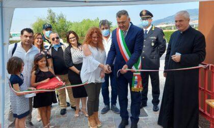 Inaugurato il piazzale intitolato a Vincenzo Prandelli