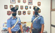 Pusher recidiva arrestata per spaccio