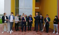 Il Cossali diventa più grande: inaugurati nuovi spazi per gli alunni