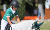 Matteo Borghesi conquista le Ponyadi a soli 10 anni